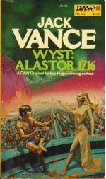 Portada del libro Wyst: Alastor 1716