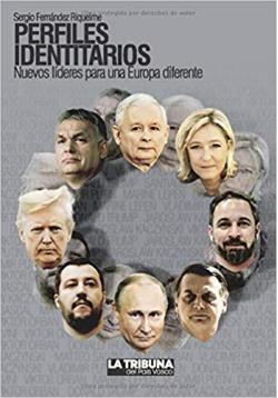 Portada del libro Perfiles identitarios: Nuevos líderes para una Europa diferente