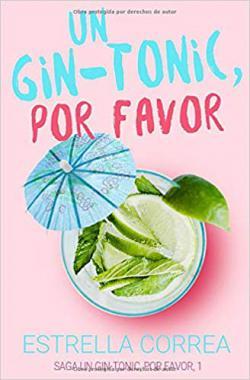 Portada del libro Un Gin-Tonic, por favor