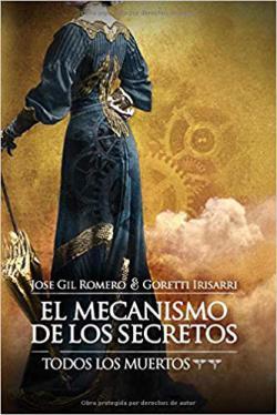 Portada del libro El mecanismo de los secretos