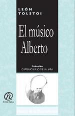 Portada del libro El músico Alberto