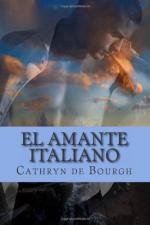 Portada del libro El amante italiano