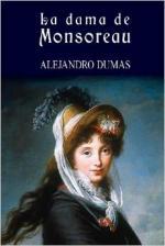 Portada del libro La dama de Monsoreau