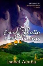 Portada del libro Entre el valle y las sombras