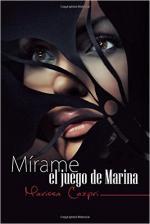Portada del libro Mírame, el juego de Marina