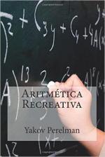 Portada del libro Aritmética recreativa