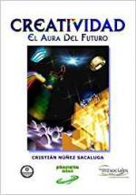 Portada del libro Creatividad. El Aura del Futuro