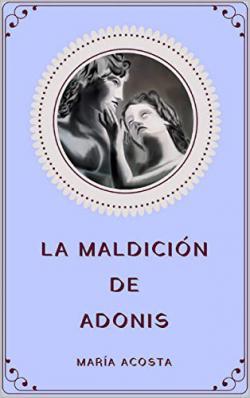 Portada del libro La maldición de Adonis