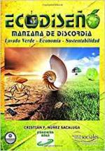 Portada del libro Ecodiseño. Manzana de Discordia