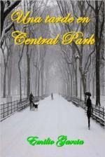 Portada del libro Una tarde en Central Park