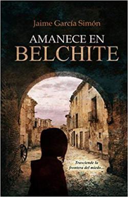 Portada del libro Amanece en Belchite