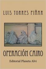 Portada del libro Operación Cairo