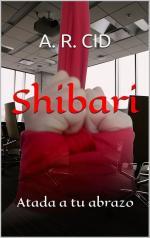Portada del libro Shibari: Atada a tu abrazo