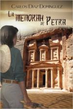 Portada del libro La menorah de Petra