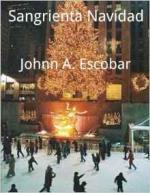 Portada del libro Sangrienta Navidad