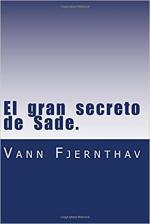 Portada del libro El gran secreto de Sade. Un cambio radical de interpretación de su vida y de su obra