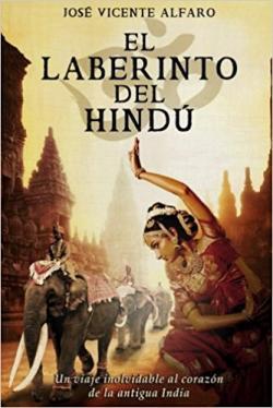 Portada del libro El laberinto del hindú
