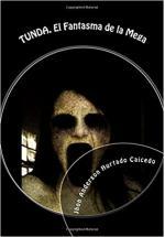 Portada del libro Tunda. El fantasma de la Mega