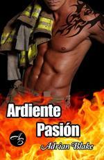 Portada del libro Ardiente pasión
