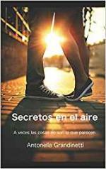 Portada del libro Secretos en el aire