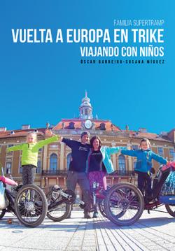 Portada del libro Vuelta a Europa en trike: Viajando con niños