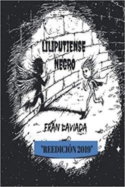 Portada del libro Liliputiense Negro (Reedición 2019)