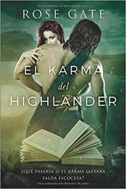 Portada del libro El karma del highlander