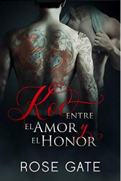 Portada del libro Koi entre el amor y el honor
