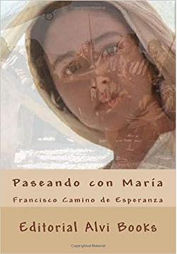 Portada del libro Paseando con Maria