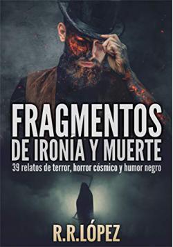 Portada del libro Fragmentos de ironía y muerte