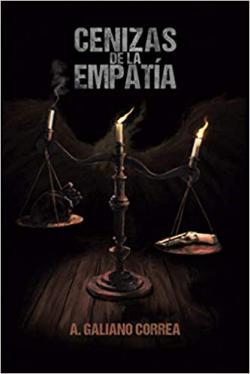 Portada del libro Cenizas de la empatía