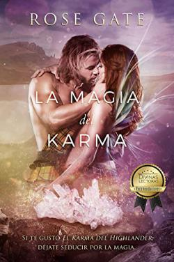 Portada del libro La magia del karma