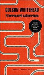 Portada del libro El ferrocarril subterráneo
