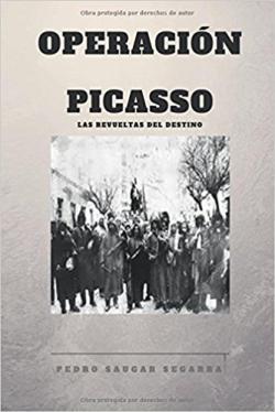 Portada del libro Operación Picasso