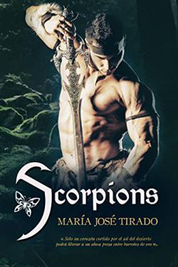 Portada del libro Scorpions