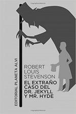 Portada del libro El extraño caso del Dr. Jekyll y Mr. Hyde