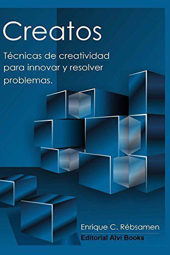 Portada del libro Creatos: Técnicas de creatividad para innovar y resolver problemas