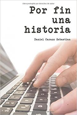 Portada del libro Por fin una historia