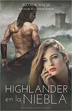 Portada del libro Highlander en la niebla