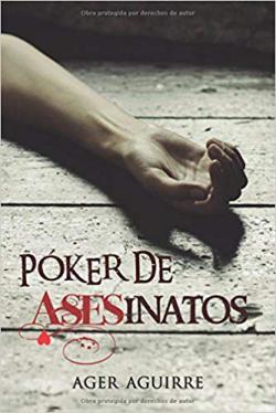 Portada del libro Póker de asesinatos