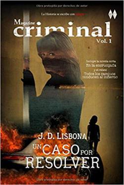 Portada del libro Un caso por resolver. Magazine criminal. Vol. 1