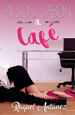 Portada del libro Besos sabor a café