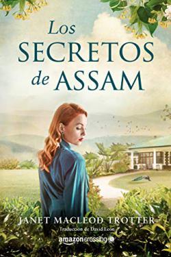 Portada del libro Los secretos de Assam. Aromas de té 4
