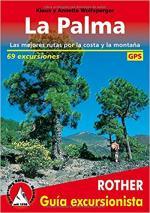 Portada del libro La Palma: Las mejores Rutas por la Costa y por la Montaña