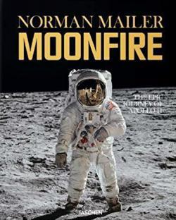Portada del libro Moonfire. El viaje épico del Apollo 11