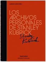 Portada del libro Los archivos personales de Stanley Kubrick