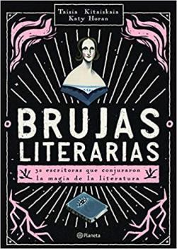 Portada del libro Brujas literarias