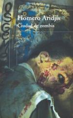 Portada del libro Ciudad de zombis