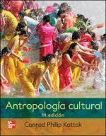 Portada del libro Antropología cultural