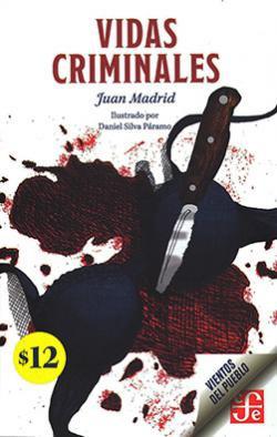 Portada del libro Vidas criminales